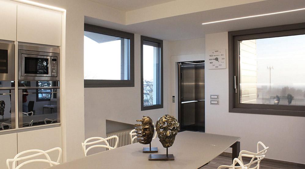 Ristrutturazioni d'interni a Brescia e Bergamo